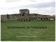 Jorsmonnet v/Hilde Olsen - Fylkesmannen.no