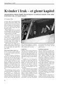Tidsskrift for antimilitarisme og pacifisme Nr. 4 2003 78. årg. - FRED.dk - Page 4