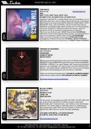 tubanytt uke 43 - Tuba Records