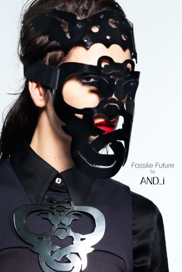 fossile future collection fall / winter 2012 catalog PDF