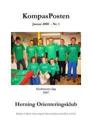Januar 2008 - Herning Orienteringsklub