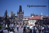 20. Optimistresan (till Prag '95 med GSS) - fritenkaren.se