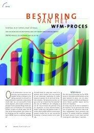 Besturing van het WFM-proces - Callcenter Makelaar