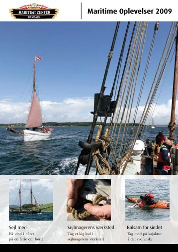 Maritime Oplevelser 2009 - mitsvendborg