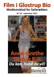 Ann e-Grethe Bjarup Riis - Glostrup Bio