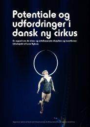 En rapport om de cirkus - Nordic Circus Network