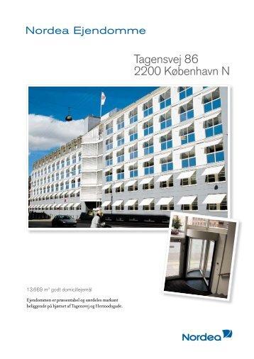 Tagensvej 86 2200 København N - Danbyg