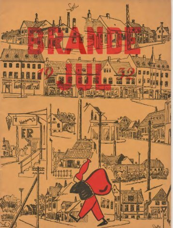 julens gave - Brande Historie