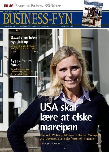 Fyens Stiftstidende - Odense Marcipan US