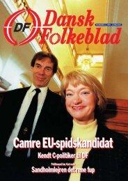 Dansk Folkeblad #2 1999 - Dansk Folkeparti