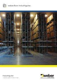 weber.floor industrigulve