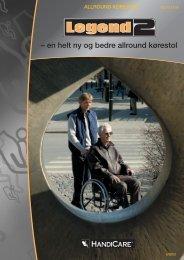 tidl. Legend 2 - Handicare.dk