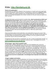 Hent PDF-fil: hundehandlere - Danske Kenneler