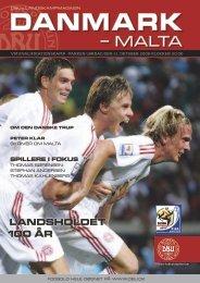 Danmark-Malta - DBU