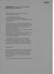 Ungdomsformandens beretning ved Anders Ebsen - nb-arkivportal