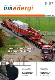 november 2007 - Energinet.dk