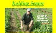 Uge 30 - Kolding Senior