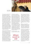 Mis på plejehjem Et Dejligt katteliv - Kattens Værn - Page 5