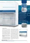 Hottes à Flux Laminaire Horizontal et Vertical - Esco Labculture - Page 2
