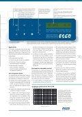 Hottes à Flux Laminaire Horizontal et Vertical - Esco Labculture - Page 3