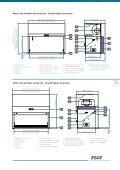 Hottes à Flux Laminaire Horizontal et Vertical - Esco Labculture - Page 5