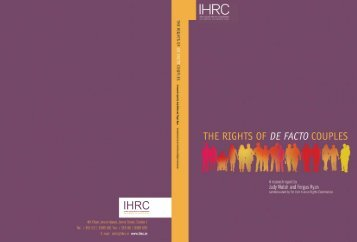 Download now - Irish Human Rights Commission