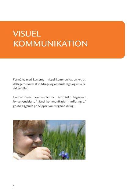 kurser i visuel kommunikation og tegnsprog - Center for ...