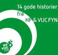 14 gode historier fra HF & VUC FYN