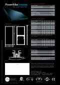 Powermax Strong - Solar Lightning - Page 4