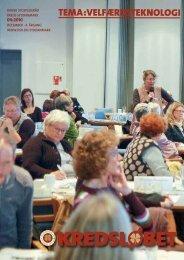 Kredsløbet nr. 4 - 2010 - Dansk Sygeplejeråd