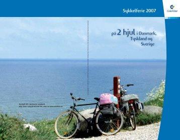 Sykkelferie 2007 - Color Line