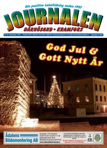 God Jul & Gott Nytt År God Jul & Gott Nytt År - Journalen