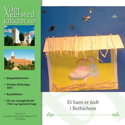 nr. 4 for december 2012 - februar 2013 - Voer og Agersted Sogne