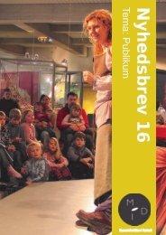 Nyhedsbre v 16 - Museumsformidlere i Danmark