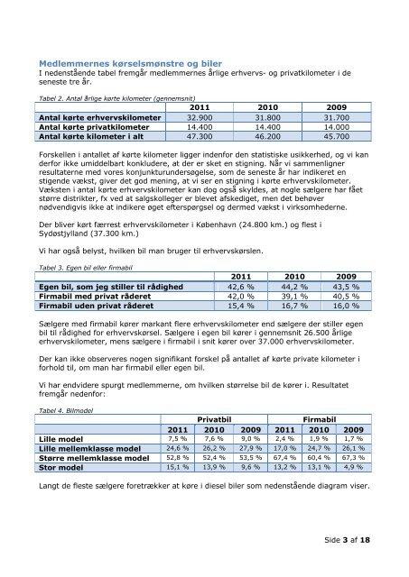 Trafik og bil - Business Danmark