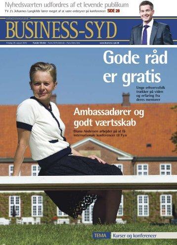 Sam - Inspiring Denmark