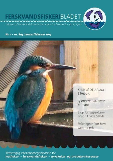 Jan/februar - Ferskvandsfiskeriforeningen