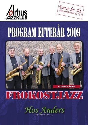 Hos Anders Entre kr. 50 - Aarhus Jazzklub