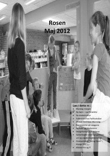 Rosen Maj 2012 - Skødstrup Skole