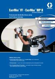 341310DA , EasyMax™ FF - EasyMax™ WP II