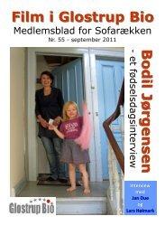Nr. 55: Bodil Jørgensen - Glostrup Bio