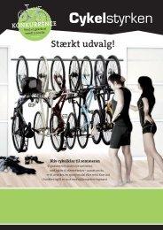 konkurrence - Cykelstyrken.dk