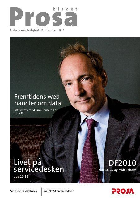 DF2010 Livet på servicedesken - Prosa