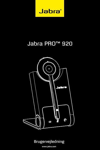 Jabra PRO™ 920