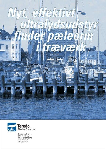 Få en tilstandsundersøgelse af havnens træværk - Teredo Marine ...