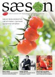 FAK TA Sæson danske tomater