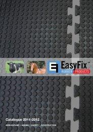 Catalogue 2011-2012 - EasyFix Rubber - Homepage