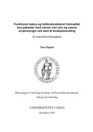 View/Open - DUO - Universitetet i Oslo