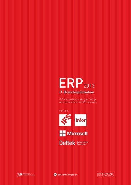 IT-Branchepublikation: ERP - Nyhedsbrev for Bestyrelser