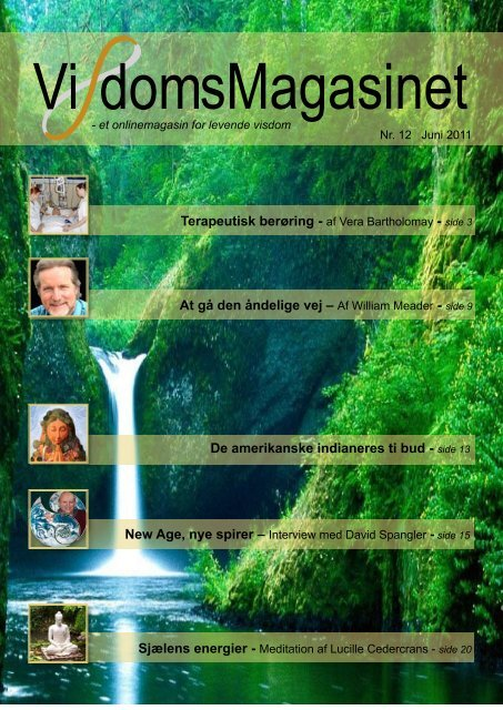 Magasinet 12 - 2011.indd - Center for levende visdom